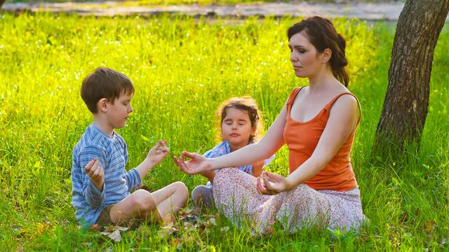 Meditação Para Crianças. Mindfulness. Atenção Plena.