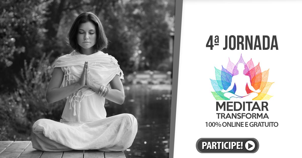 4ª Jornada Meditar Transforma - Amanda Dreher