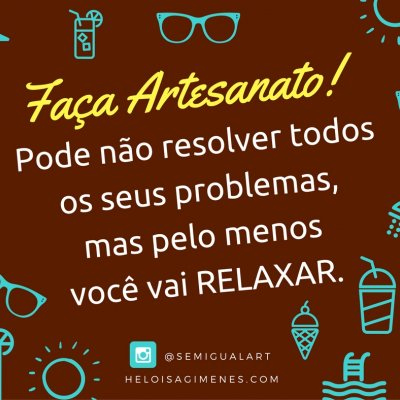 Relaxar!