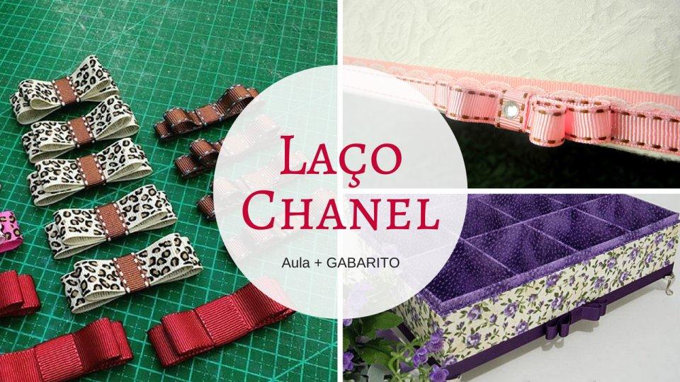 Como Fazer Laco Chanel Sala Vip Sem Igual O Seu Blog De