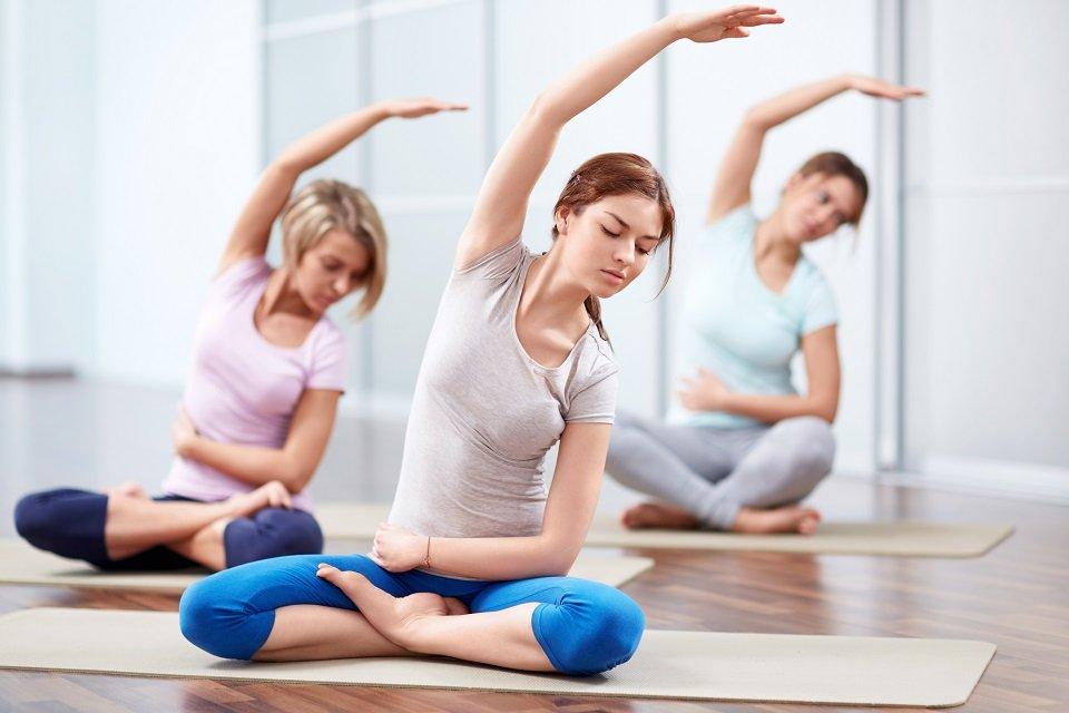 Conhecido Como Praticar Yoga (Yoga para Iniciantes) QF05